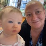 Lola and Granddaughter